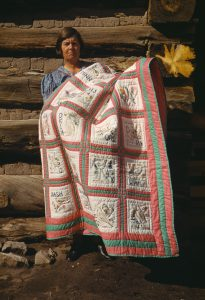 Know your quilt from your comforter article