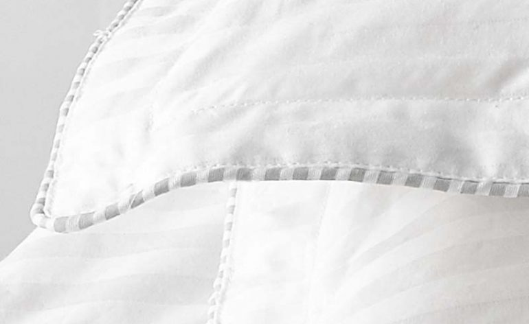 The White Company Hungarian Goose Down Duvet review