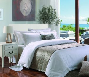 luxury long-lasting silk bedding