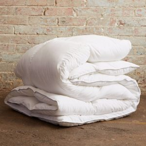 Thick winter duvet from Soak and Sleep