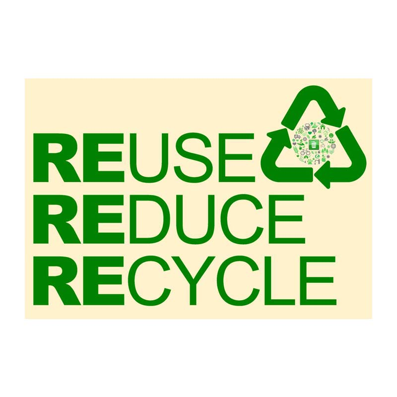 Reduce_Reuse_Recycle bedding